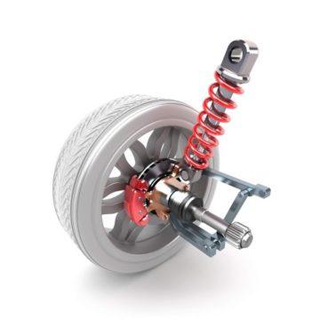 Ремонт ходовой части и рулевого управления